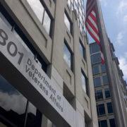 Department of Veterans Affairs building in Washington DC