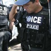 Immigration Customs Enforcement (ICE) Agents