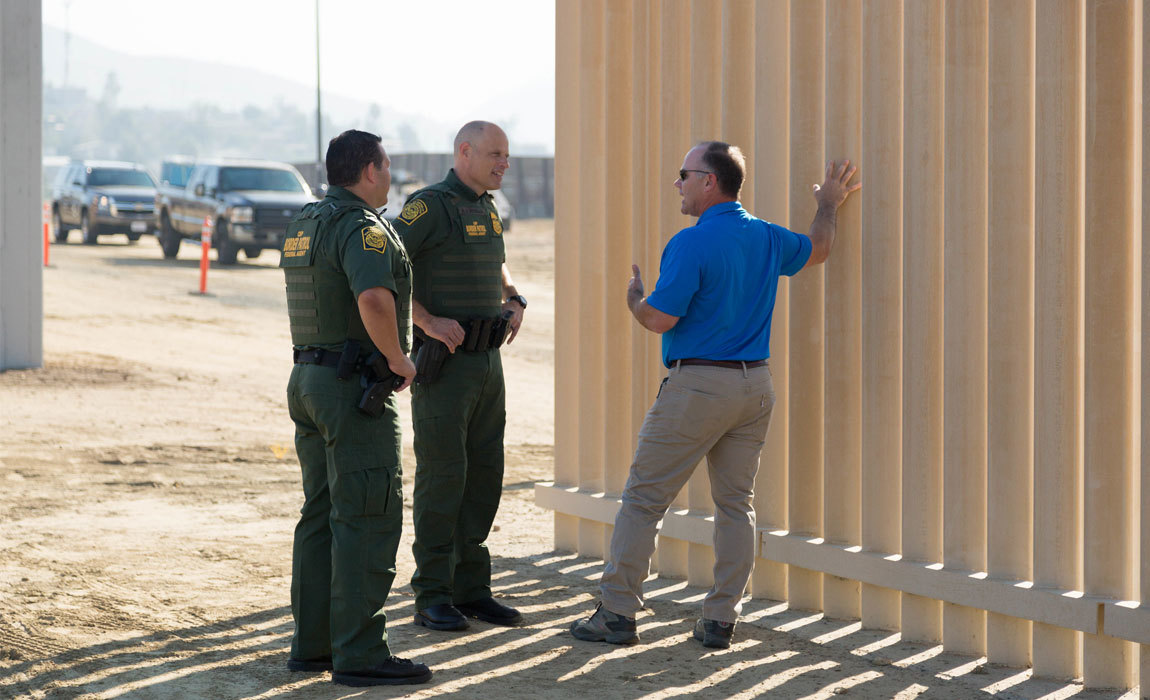 Bad Actors Among Border Wall Contractors