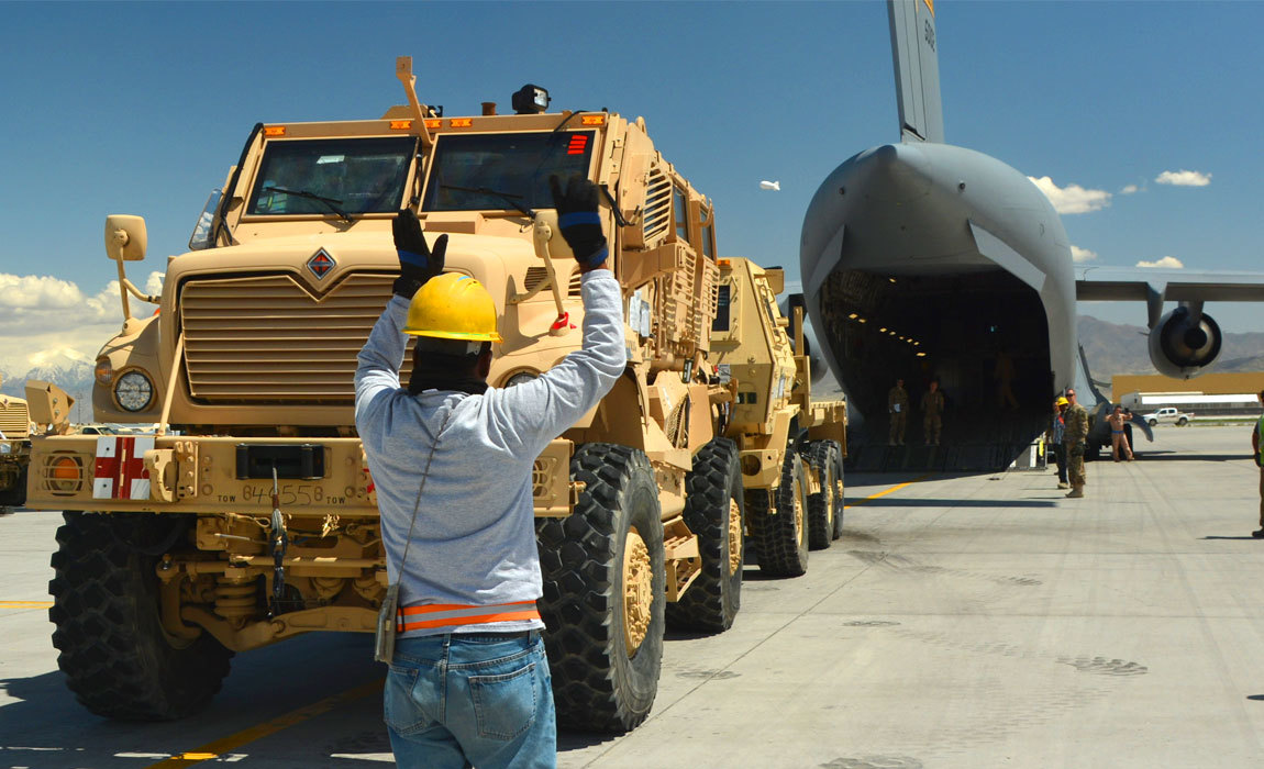 Army Carefully Considering Next Worldwide Logistics Contractors