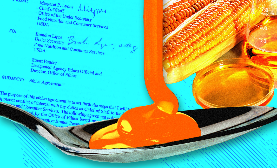 The Snack Food And Corn Syrup Lobbyist Shaping Trumps Dietary