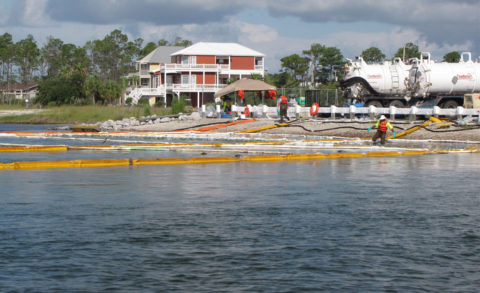 Deepwater Horizon Oil Spill Cleanup  Noaa 1150