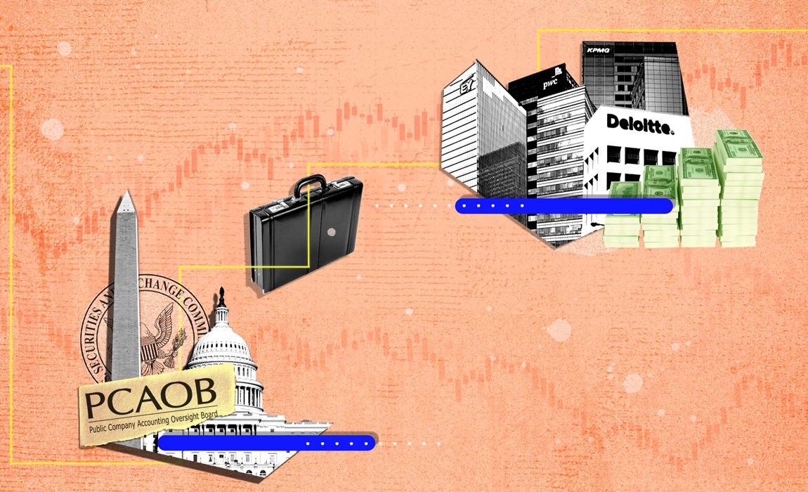 How Accountants Took Washington's Revolving Door to a Criminal Extreme