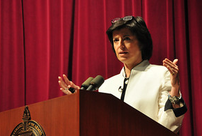 Danielle Brian, National Defense University Speech, March 2012