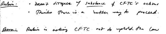 Photo of handwritten notes 2