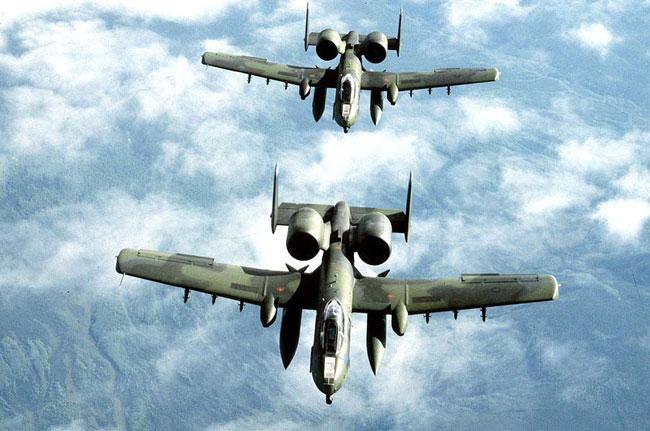 A-10 pair