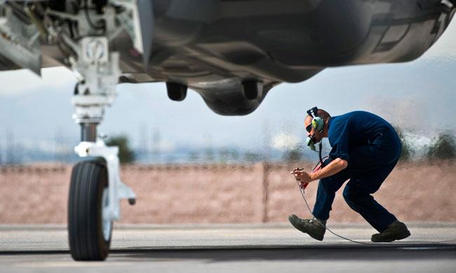 F-35 Maintenance