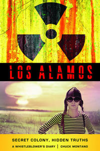 Book cover: Los Alamos by Chuck Montano