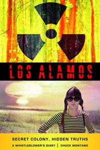 Book cover: Los Alamos by Chuck Montano