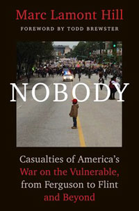 Book cover: Nobody by Marc Lamont Hill