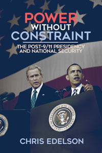 Book cover: Power without Constraint by Chris Edelson
