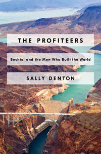Book cover: The Profiteers by Sally Denton