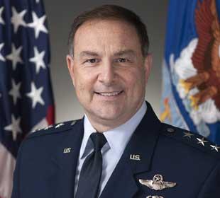 Official photo of Lieutenant General Christopher C. Bogdan