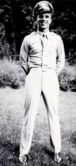 Photograph of Chuck E. Myers