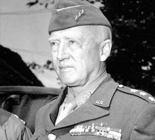 Photograph of George S. Patton