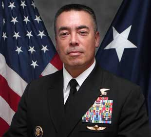Official portrait of Rear Admiral Brian L. Losey, USN Commander, Special Operations Command Africa
