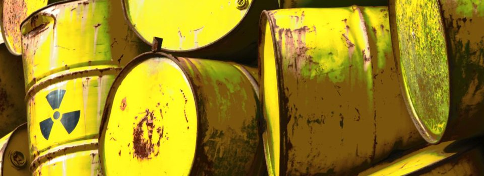 Nuclear Waste Barrels 960