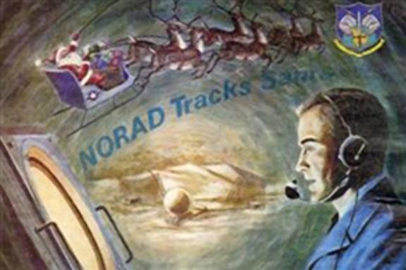 NORAD Santa Tracker