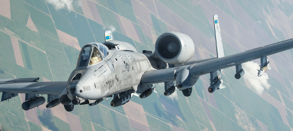 A-10 Operation Inherent Resolve
