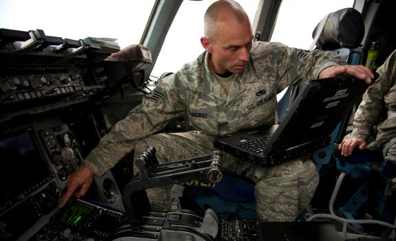 C-17 controls