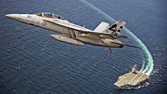 Navy F-18