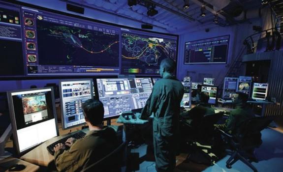 Space monitor Schriever