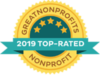Great Nonprofits 2019 Top-Rated
