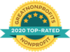 Great Nonprofits 2021 Top-Rated